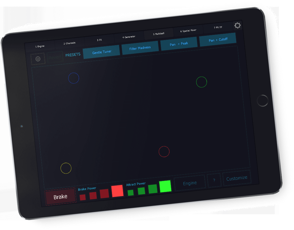 Wide Blue Sound: Cutting-Edge VST, AU, AAX Synth Instruments - image screen2 on https://www.widebluesound.com