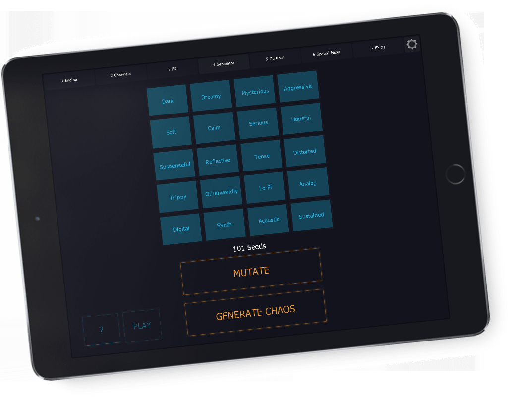 Wide Blue Sound: Cutting-Edge VST, AU, AAX Synth Instruments - image screen1 on https://www.widebluesound.com