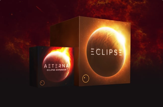 Eclipse packages with expansion