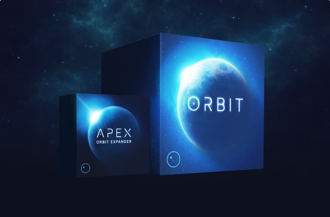 Orbit packages with expansion